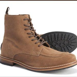 Crevo colfax suede boots
